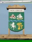 Wouldham Village Sign